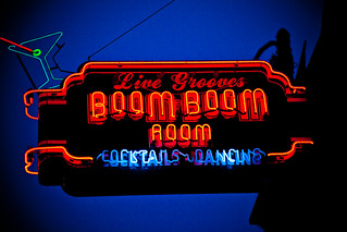 Boom Boom Room | by Sean Davis