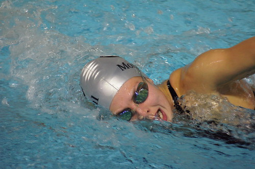 College Swim Meet, Québec Provincial Championships, Univer