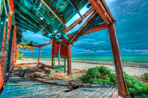 Approaching storm on Lower Sugarloaf Key | by diana_robinson