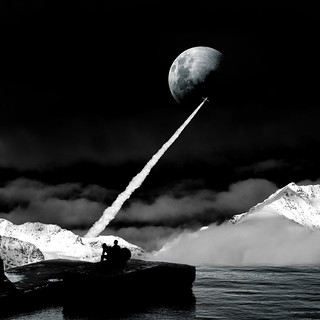 Quai des doutes / Quay of the doubts #10 - The End ? | by REMY SAGLIER - DOUBLERAY