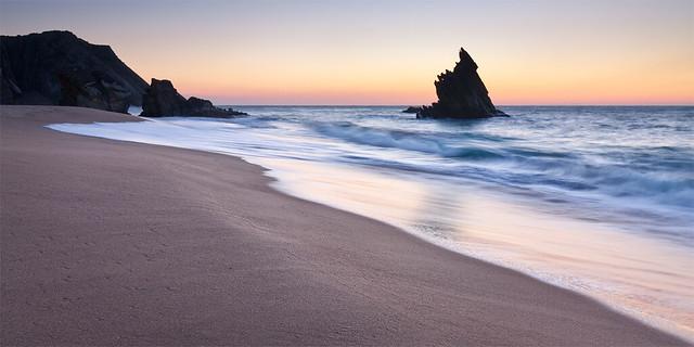 Caressed by the Sea - Adraga, Portugal