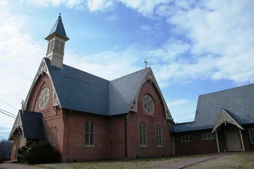 St. Peter's Church (Queenstown, Maryland)