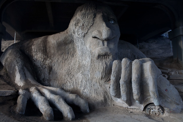 Freemont Troll, Seattle