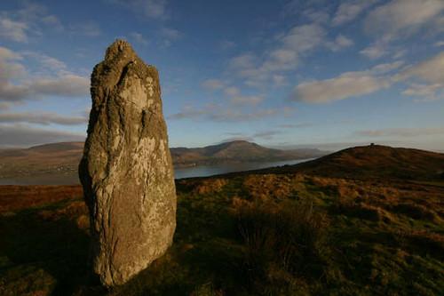Standing Stone Sunrise | by Bere Island