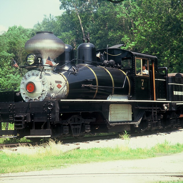 Hesston Steam Engine Museum