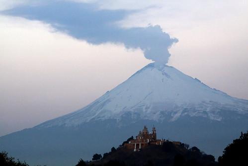IMG_2717 Volcan Popocatepetl
