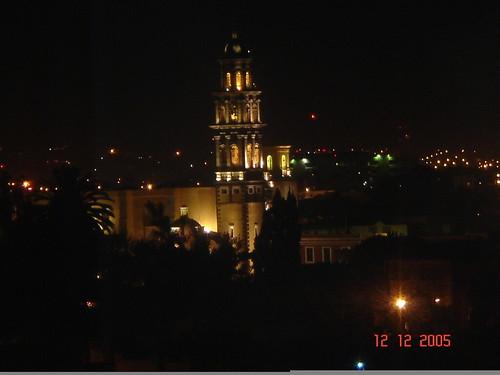 Iglesia de los Jarritos en Cuetzalan, Puebla.