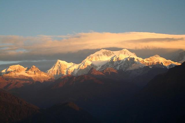 Mount Kanchendzonga