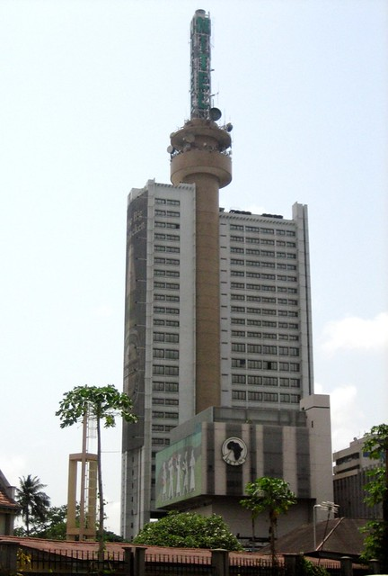 Tallest Buildings In Nigeria
