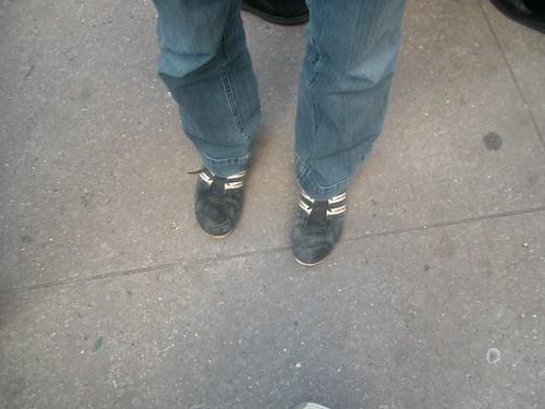 Sneaky Sneakers | by bookishpiglet
