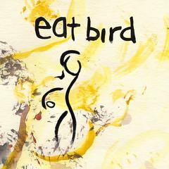 eatbird album cover artwork - Rachel Kann   by VJnet
