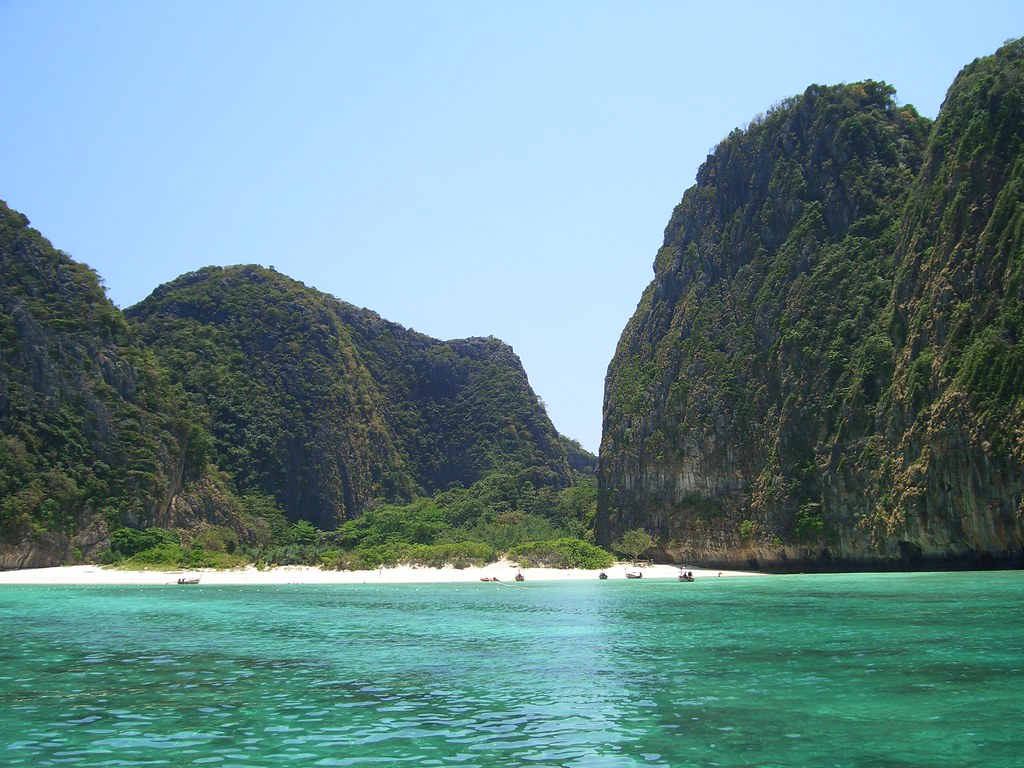 Image result for maya bay