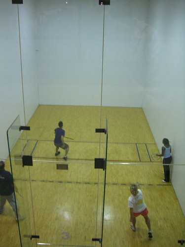 Racquetball @ USF | by *davierae*
