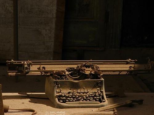 Chile, Humberstone: Write to you | by kool_skatkat