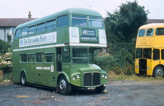 A91 Swanley Bus Garage
