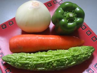 蔬菜--我的晚餐