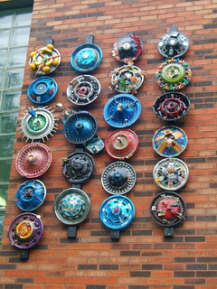 Hubcap Art | by Lori-Lyn