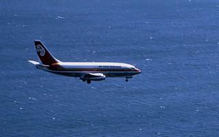 737, Wellington, 1980