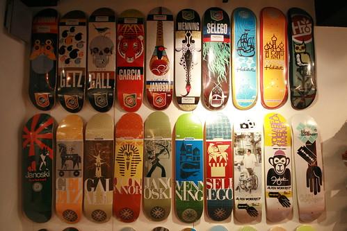 Skateboard Decks | by wZa HK