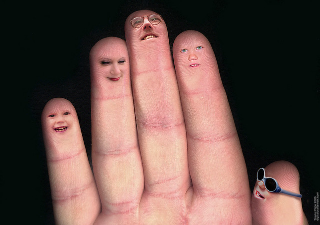 The Finger Family