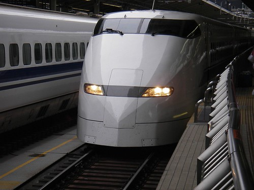 Shinkansen- Japan's Bullet Train | by LeeLeFever