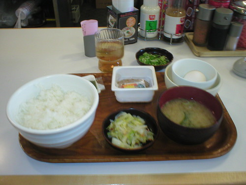 納豆定食 | by hoosierillusion