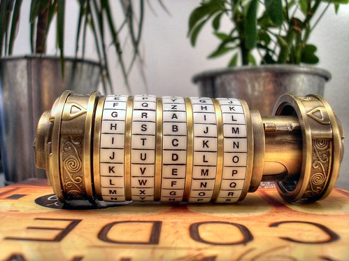 Da Vinci Code Cryptex HDR | by David Reeves