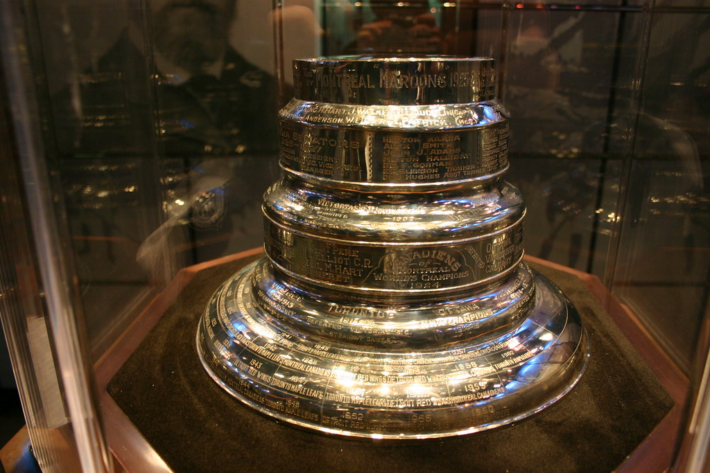 Old Stanley Cup | Mack Male | Flickr