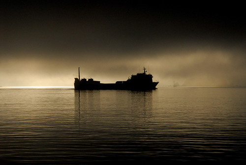 Ghost Ship | by geraintandkim