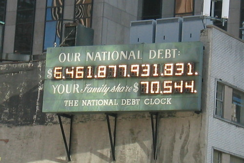 NYC: National Debt Clock | by wallyg
