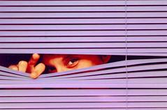 Peeking Out | by cesarastudillo