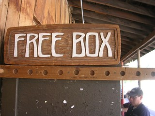 Free Box in Telluride | by Mark Schoneveld