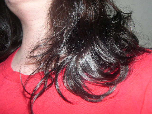 How dark is my hair?