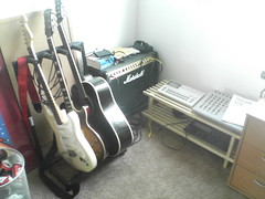 Home Studio/Jam Area - Where I play | by Todd Austin (Designer)