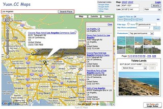 Yuan.CC Maps + Google Local Search | by .CK