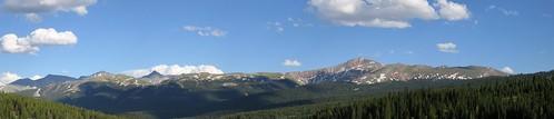 sky panorama usa mountains clouds ilovenature colorado vail northamerica vailpass perfectpanoramas