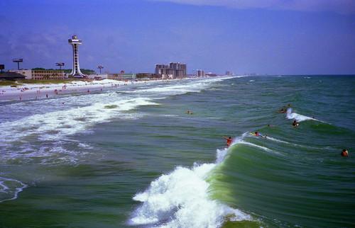vacation beach florida panamacitybeach panamacity kocojim countypier windsandandwater
