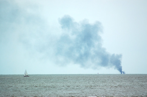 Sealand Fire | by Andy Fell