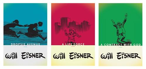 Will Eisner | by mrshawnliu