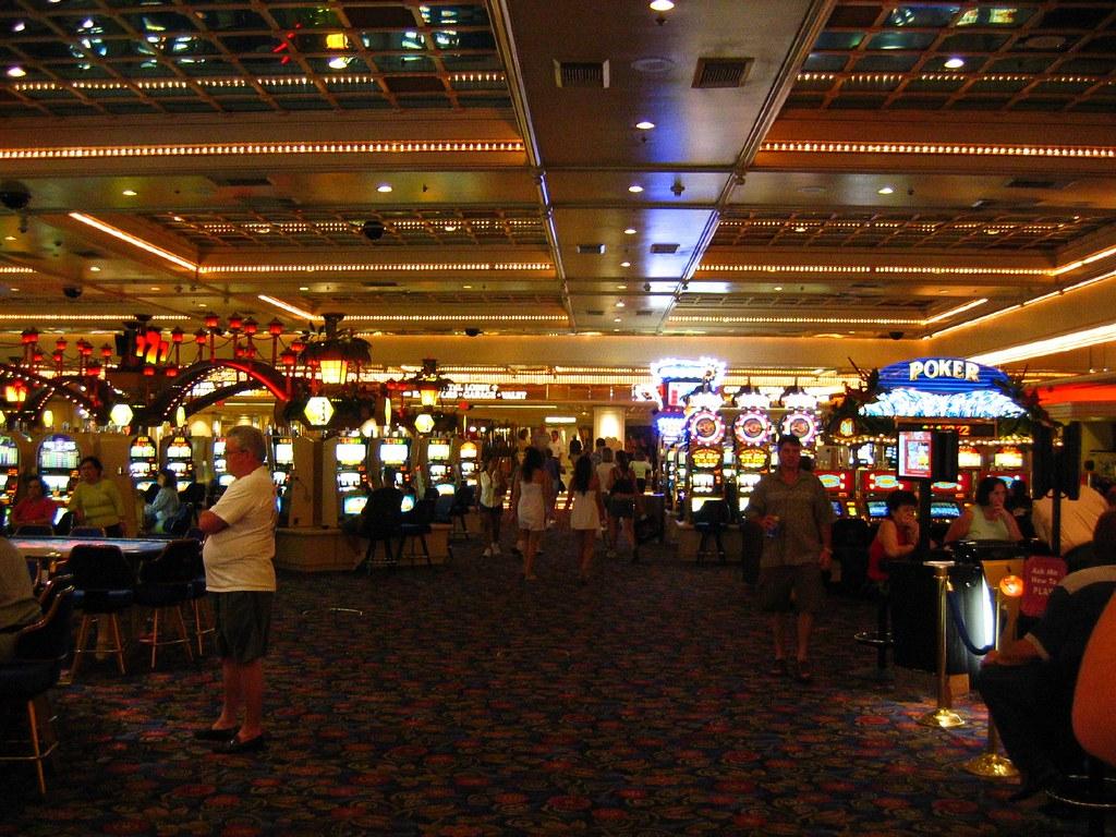 Casino Look