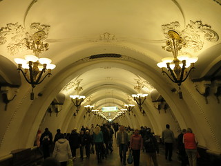 123/365 Moscow Metro | by Anetq