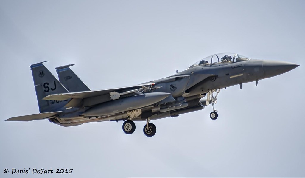 F 15e eagle f 15e strike eagle from seymour johnson afb - Seymour johnson afb swimming pool ...