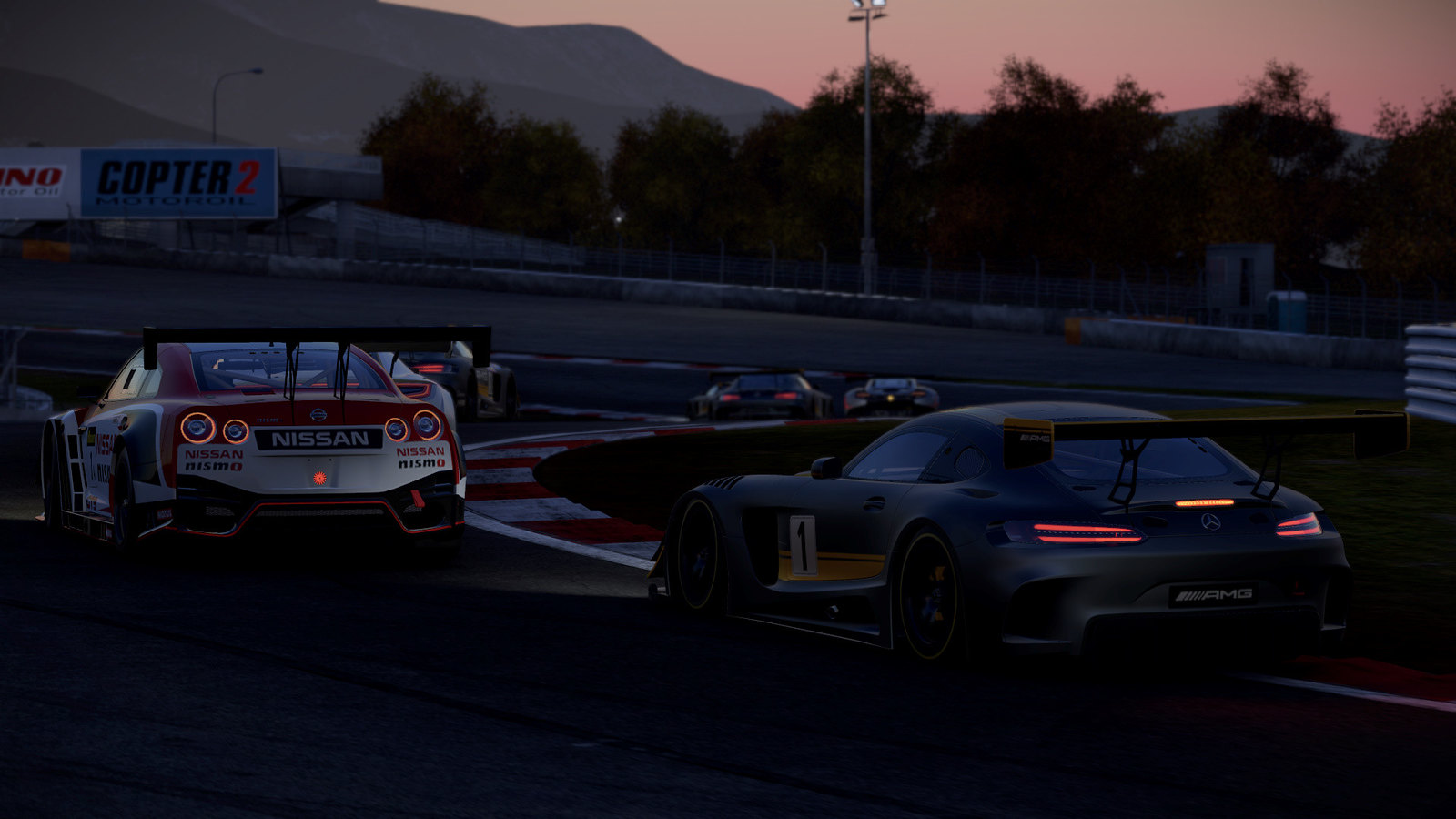 PCARS 2 Lighting Effects 3