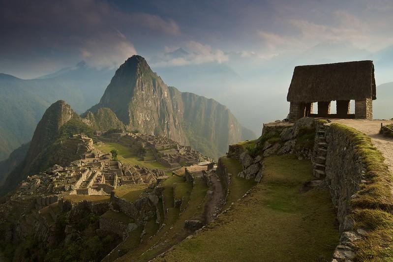 Magnificent Machu Picchu Sunrise