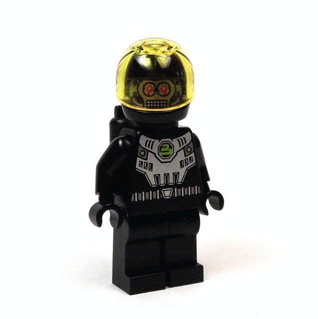 Blacktron III - Droid
