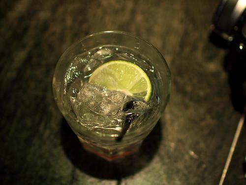 Gin & Tonic at Rocket Bar   by Mr.TinDC