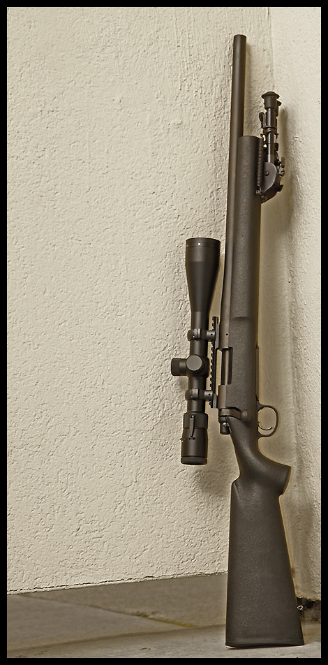 Remington 700 SPS Tactical 308 | stang281 | Flickr
