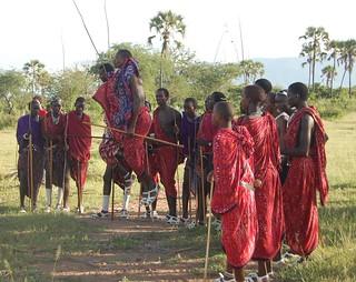 Masai in Tanzania-51   by Micah & Erin