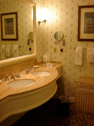 Double Sinks at the Grand Floridian | by AmyMcHodges