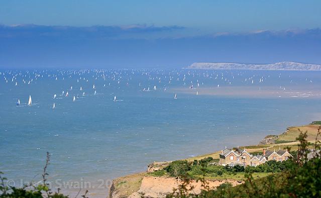UK Coast photo splurge event. upload #54 (Round the Island Race)
